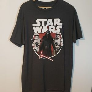 Men's star wars graphic t shirt size x-large